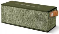 Подробнее о Fresh N Rebel Rockbox Brick Fabriq Edition Bluetooth Speaker Army 1RB3000AR
