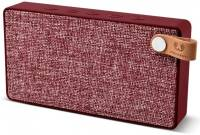Подробнее о Fresh N Rebel Rockbox Slice Fabriq Edition Bluetooth Speaker Ruby 1RB2500RU