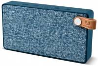 Подробнее о Fresh N Rebel Rockbox Slice Fabriq Edition Bluetooth Speaker Indigo 1RB2500IN