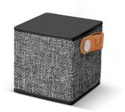 Подробнее о Fresh N Rebel Rockbox Cube Fabriq Edition Bluetooth Speaker Concrete 1RB1000CC