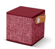 Подробнее о Fresh N Rebel Rockbox Cube Fabriq Edition Bluetooth Speaker Ruby 1RB1000RU