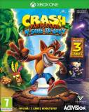 Подробнее о Crash Bandicoot Nsane Trilogy