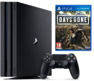 Подробнее о Sony PlayStation 4 Pro 1TB (PS4) + Days Gone