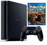 Подробнее о Sony Playstation 4 Slim 500GB + Days Gone