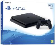 Подробнее о Sony PS4 Slim 500Gb Black
