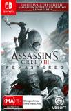 Подробнее о Assassins Creed III Remastered (Switch)