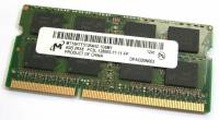 Подробнее о Micron SO-Dimm DDR3 4GB 1600MHz CL11 MT16KTF51264HZ-1G6M1