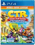 Подробнее о Crash Team Racing Nitro-Fueled Nitros Oxide Edition PS4