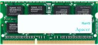 Подробнее о Apacer So-Dimm DDR3 8GB 1600MHz CL11 DS.08G2K.KAM
