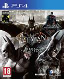 Подробнее о Batman Arkham Collection Steelbook Edition PS4