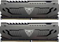 Подробнее о Patriot Viper Steel DDR4 16GB (2x8GB) 3733MHz CL17 Kit PVS416G373C7K