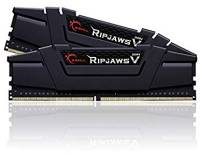 Подробнее о G.Skill Ripjaws V DDR4 32GB (2x16GB) 3600MHz CL18 Kit F4-3600C18D-32GVK