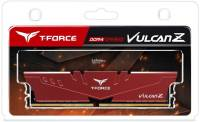 Подробнее о Team Vulcan Z Red DDR4 8GB 3200MHz CL16 TLZRD48G3200HC16C01