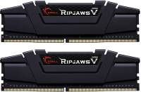 Подробнее о G.Skill Ripjaws V Black DDR4 16GB (2x8GB) 4000MHz CL18 Kit F4-4000C18D-16GVK