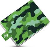 Подробнее о Seagate One Touch SSD 500GB Camo Green USB 3.0 STJE500407