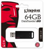 Подробнее о Kingston DataTraveler 20 64GB Black USB 2.0 DT20/64GB