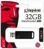 Подробнее о Kingston DataTraveler 20 32GB Black USB 2.0 DT20/32GB