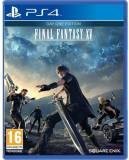 Подробнее о Final Fantasy XV PS4 Day One Edition