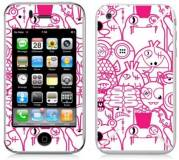 Подробнее о Bodino B-Movie by Lorenzo Milito Skin iPhone 3G/3GS 70037