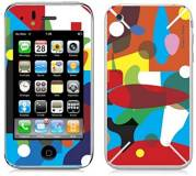 Подробнее о Bodino Colorlover by Constantijn Gubbels Skin iPhone 3G/3GS 70035