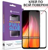 Подробнее о MakeFuture Защитное стекло MakeFuture для Xiaomi Redmi Note 8 Full Cover Full Glue, 0.33 mm MGF-XRN8