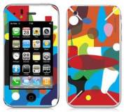 Подробнее о Bodino Colorlover by Constantijn Gubbels iPhone 4 Skin 70067