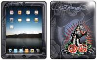 Подробнее о Ed Hardy Royal Blue iPad Skin IPS10A03
