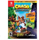Подробнее о GAME NS CRASH BANDICOOT Nsane Trilogy UA
