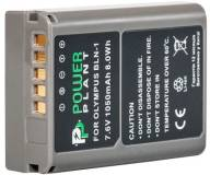 Подробнее о PowerPlant Olympus PS-BLN1, 1050mAh, 7.6V, Li-ion DV00DV1332