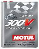 Подробнее о MOTUL 300V Power Racing 5W-30 2л 104241