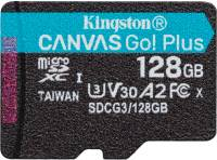 Подробнее о Kingston Canvas Go Plus microSDXC 128GB SDCG3/128GBSP