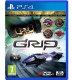 Подробнее о GRIP Combat Racing - Rollers Vs Airblades Ultimate Edition PS4