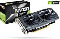 Подробнее о Inno3D GeForce GTX 1650 GDDR6 TWIN X2 OC V2 4GB N16502-04D6X-1720VA30
