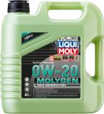 Подробнее о LIQUI MOLY Molygen New Generation 0W-20 4л 21357