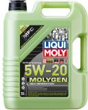 Подробнее о LIQUI MOLY Molygen New Generation 5W-20 5л 8540