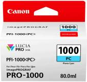 Подробнее о Canon PFI-1000PC Photo Cyan 0550C001
