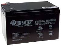 Подробнее о B.B.Battery 12V - 12Ah (BP12) AGM