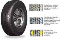 Подробнее о Tracmax X-privilo AT08 225/70 R16 111T