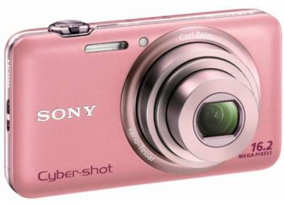 Фотоаппарат Sony Cyber-Shot WX7 Pink DSCWX7P.CEE2