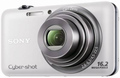 Фотоаппарат Sony Cyber-Shot WX7 White DSCWX7WC.CEE2