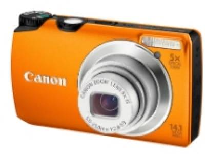 Фотоаппарат Canon Powershot A3200 IS Orange 5042B015