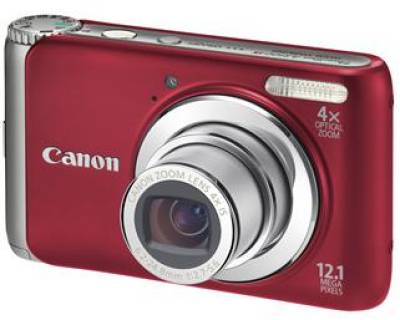 Фотоаппарат Canon Powershot A3100 IS Red 4257B026