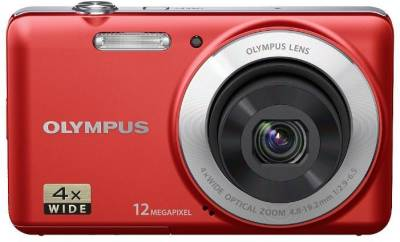 Фотоаппарат Olympus VG-110 (Red)