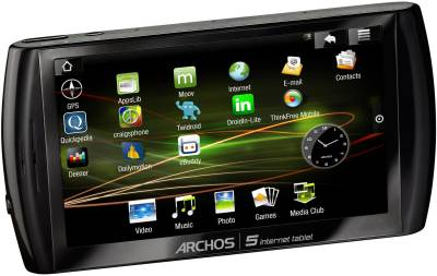 Планшет Archos 5 Internet Tablet 8Gb