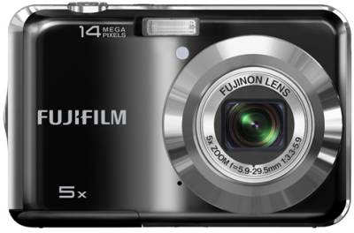 Фотоаппарат Fujifilm FinePix AX300 (Black)