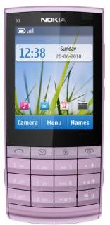 Смартфон Nokia X3-02 Touch and Type 002V4C2