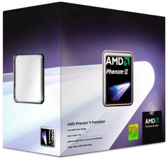 Процессор AMD Phenom II X4 945 HDX945FBGIBOX