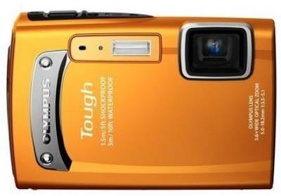 Фотоаппарат Olympus Digital TG-310 (Orange) N4295092