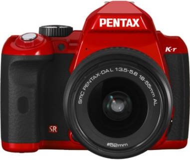 Фотоаппарат Pentax K-r + DA L 18-55mm (Red) 14733