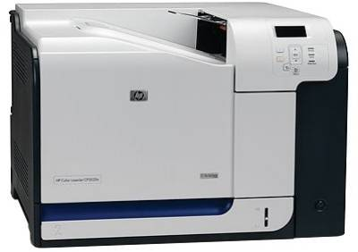 Принтер HP Color LaserJet CP3525n CC469A